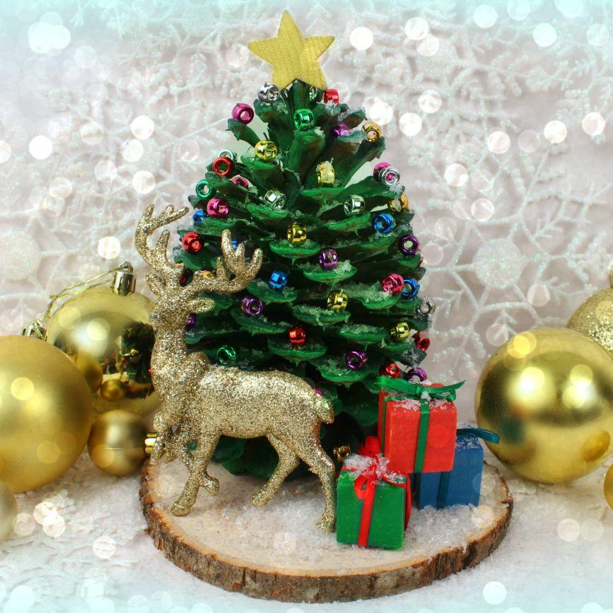 Square+4+Walnut+Christmas+jpg (867×867) Navidad Pinterest