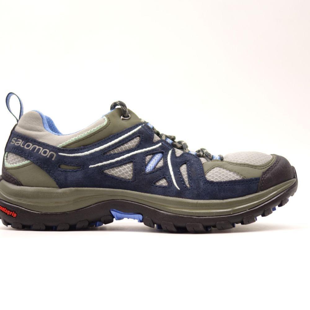 Salomon Womens Ellipse 2 Aero Waterproof Athletic Trail
