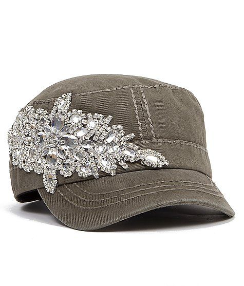 Pretty blinged out but I m obsessed with this hat!!  e25b3cfb91f