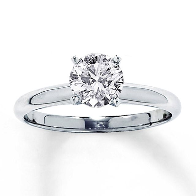 Charming Kay Jewelers... My Favorite Engagement Ring Besides A Tiffany U0026 Co. Leo