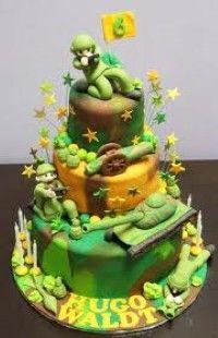 army cakes idea for ashtons bday Amazing cakes Pinterest