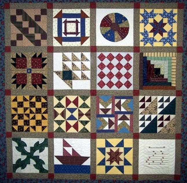 slave quilt symbols Go Back > Gallery For > Underground Railroad Quilts Pinterest ...