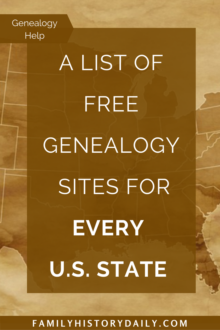 Absolutely Free Genealogy Research Sites for Every Single