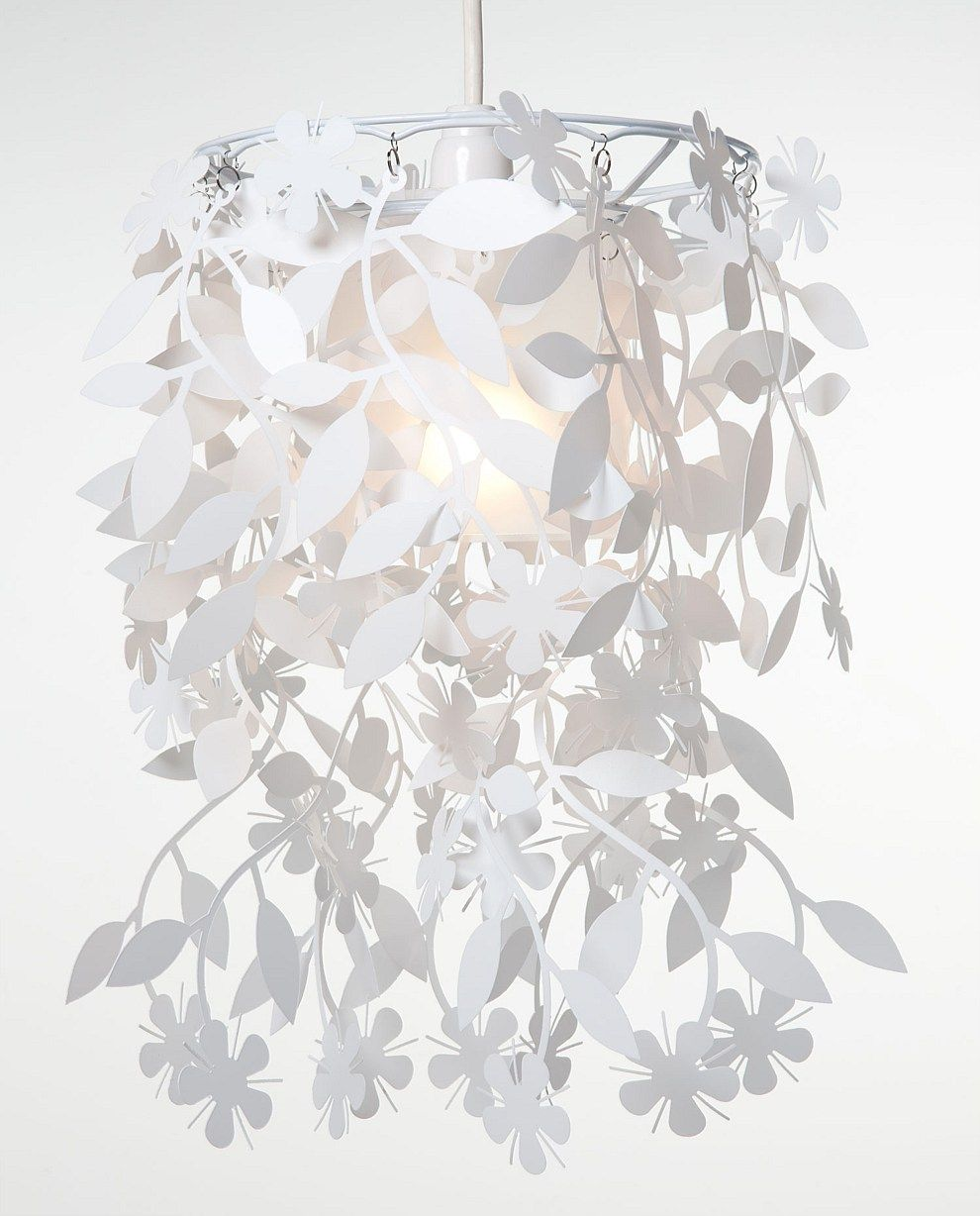Lamp Shade To Hang Over Light Fixture Flower Lamp Flower Lamp Shade Lamp Shade