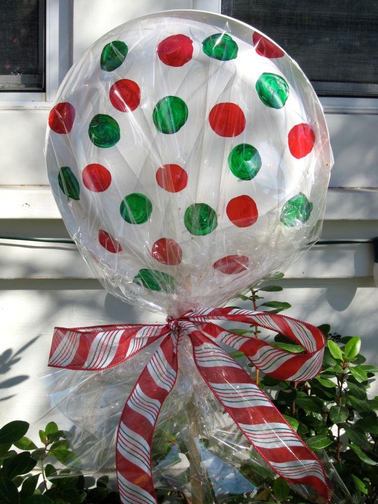 Gartenstecker Weihnachten.Gartenstecker Selber Machen Tolle Hingucker Im Beet Kostüm