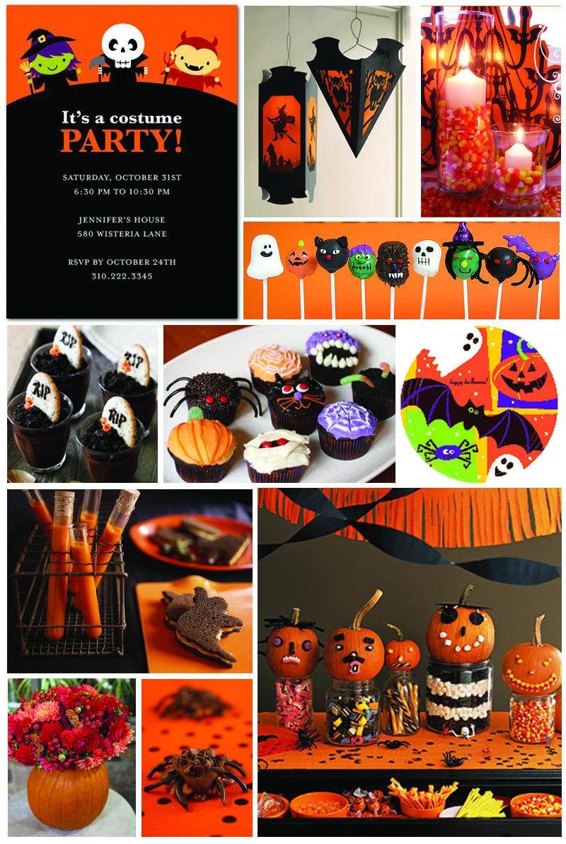 kid halloween party | Halloween Party | Pinterest | Juhlaideat ja ...