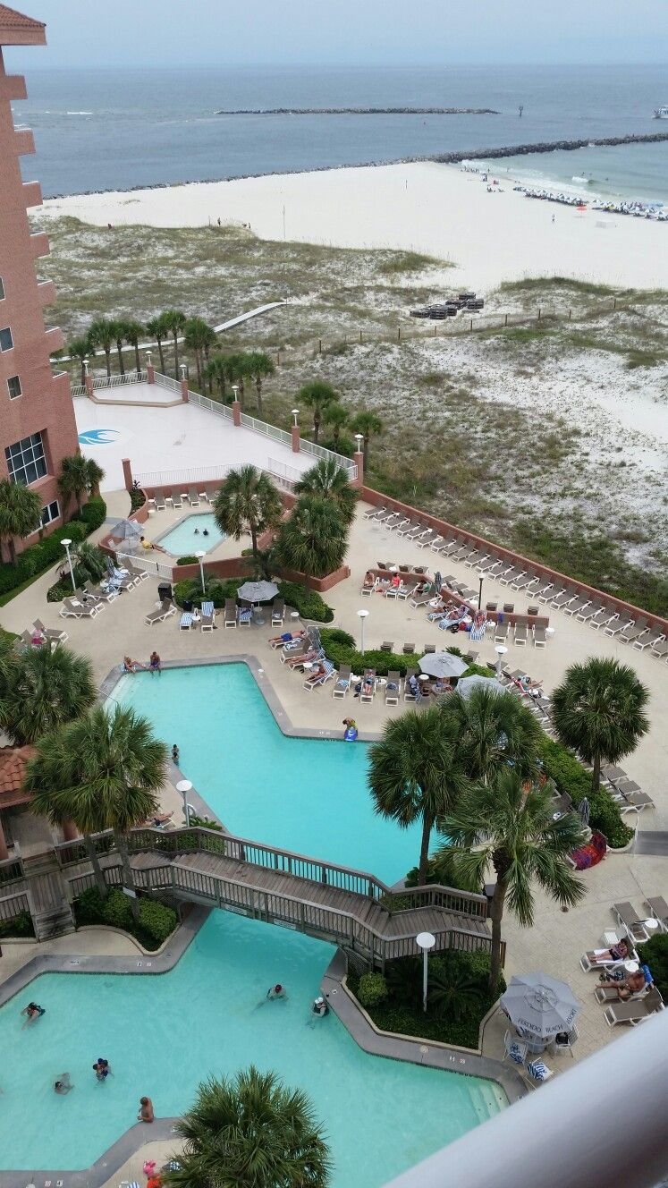 Perdido Beach Resort Orange Al