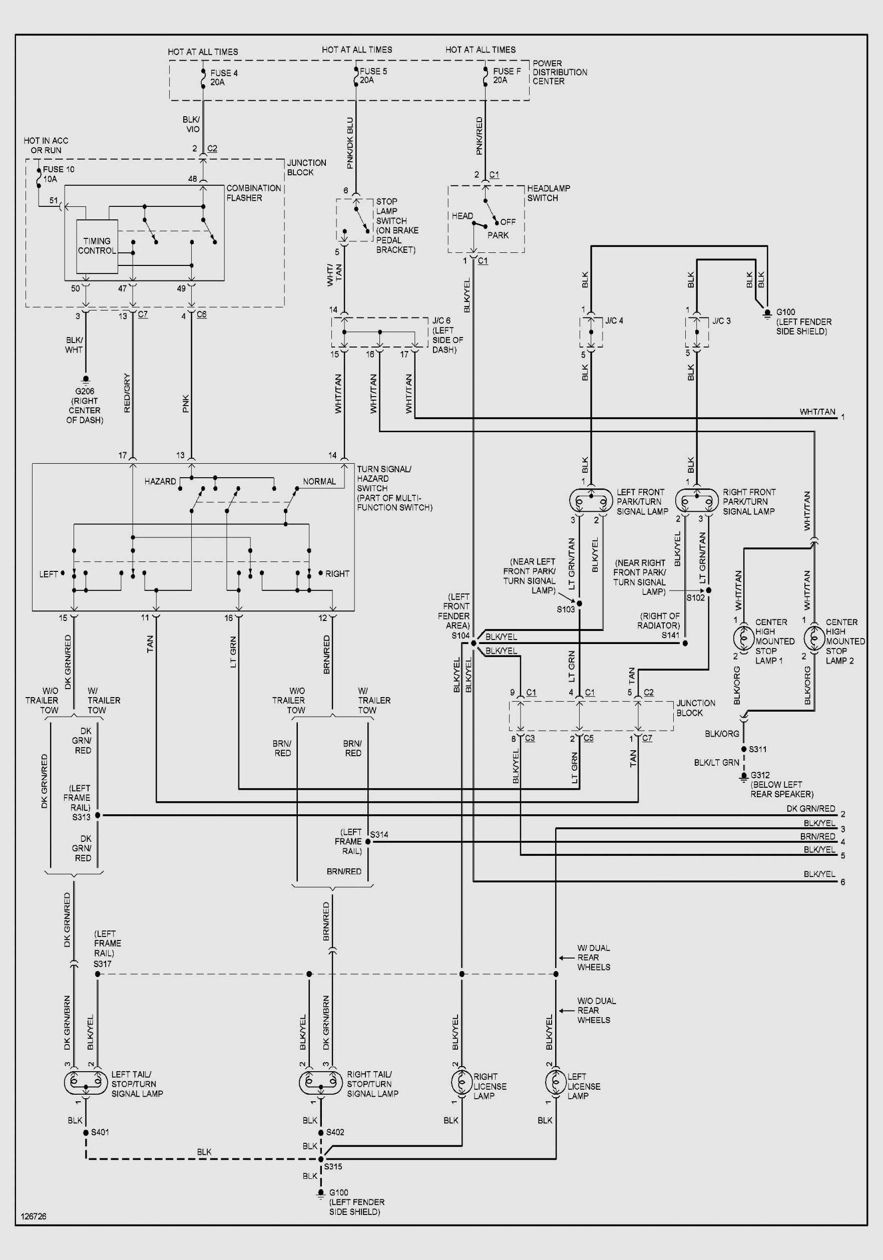 Diagram Wiring Diagram For 94 Jeep Cherokee Full Version