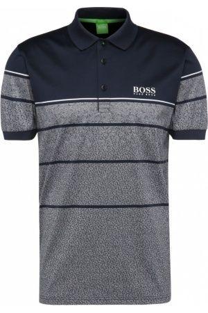 0650d9df488 Hombre Polos - HUGO BOSS Polo de golf a rayas regular fit en algodón puro:  `Paddy Pro 2`