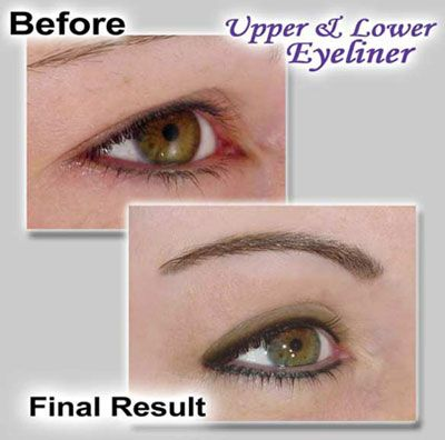 Permanent makeup home make up pinterest permanent for Tattoo lining tips