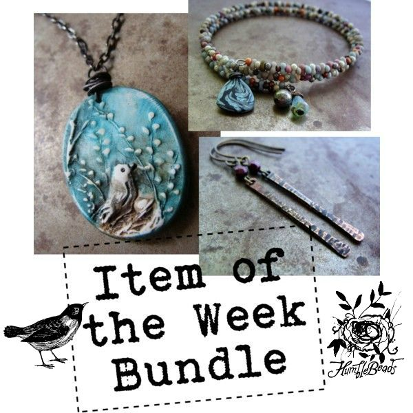 This bundle includes the Meadowlark Pendant, Woodland Butterfly Wrap Around Bracelet and Birch Twig Earrings. Save $22 off the retail price!  Pendant: A meadowlark keeps a watchful guard over her nest in the brush. Nests and eggs are a beautiful symbol of hope and rebirth. Wear this pendant to remind yourself to keep watch over your dreams.