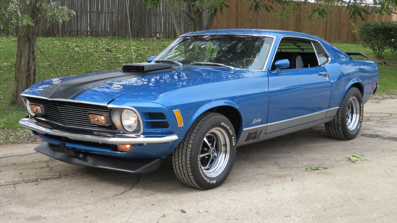1970 Ford Mustang Mach 1 Classic Cars