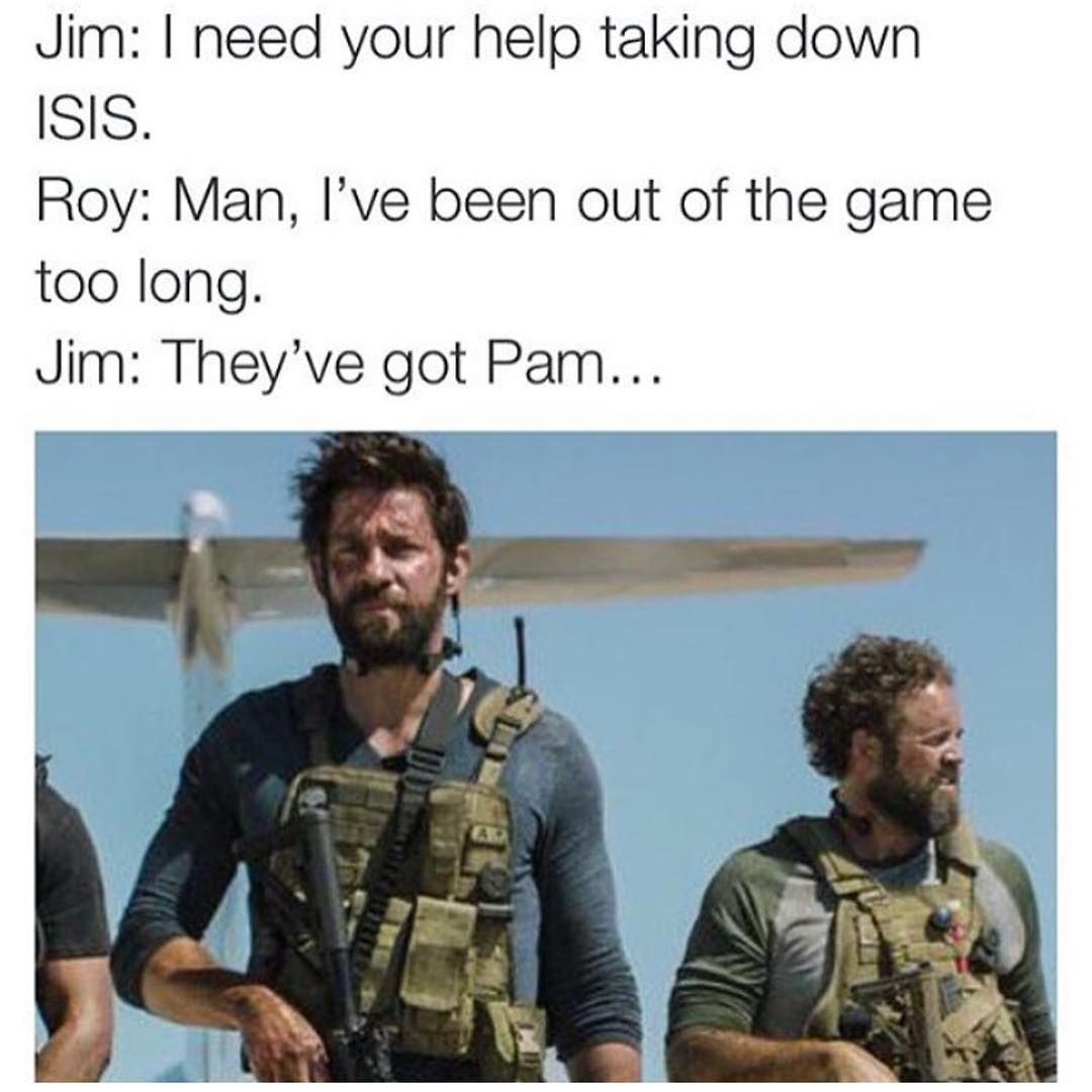 Save Pam Omg Funny Office Memes The Office Funny