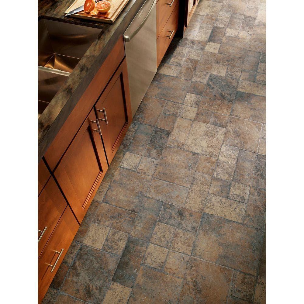 Best Laminate Flooring For Kitchen: Weathered Way Laminate 21.15 Square Feet Per Case Flooring