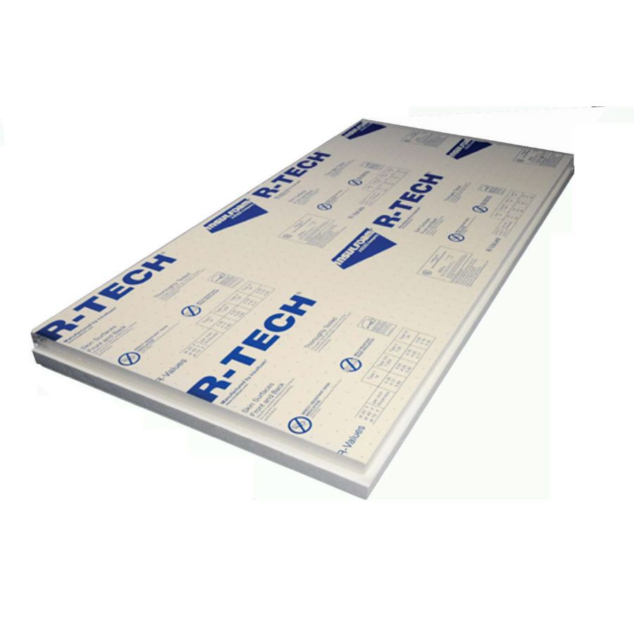 Insulfoam R 7 7 Common 2 In X 4 Ft X 8 Ft Actual 2 In X 4 Ft X 8 Ft 1 Faced Polystyrene Garage Door Foam Board Insulation Lowes Com Foam Insulation Board Rigid Foam Insulation Foam Insulation