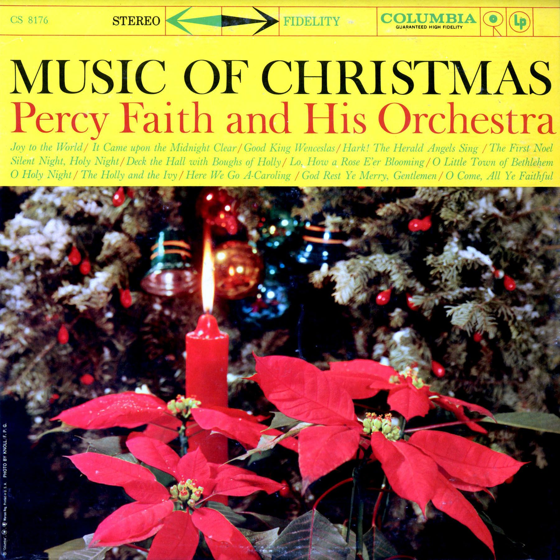 Percy Faith & His Orchestra - Music of Christmas | Christmas ...