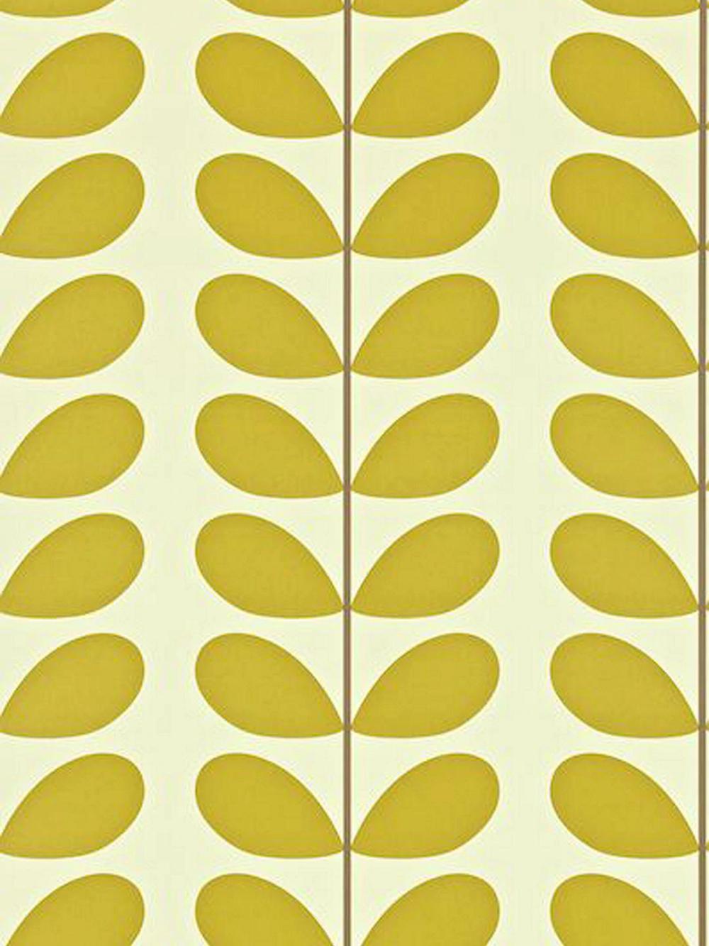 Orla Kiely House for Harlequin Classic Stem Wallpaper