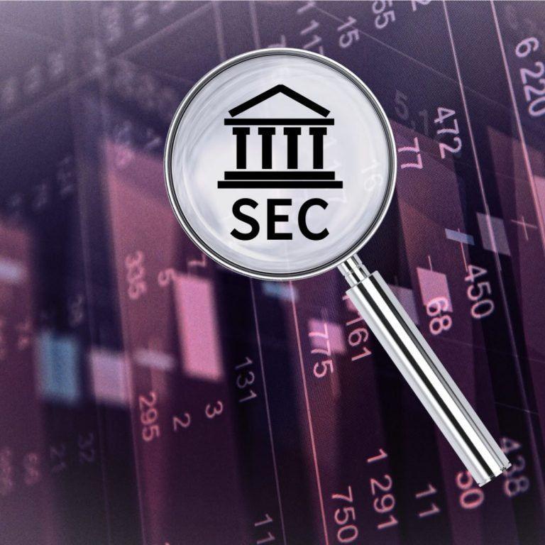 SEC Sigue las ICO'S, Citaciones a Fondos de Cobertura de
