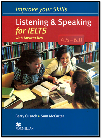 PDF+2CD] Improve Your Skills IELTS 4 5-6 0 - Listening and
