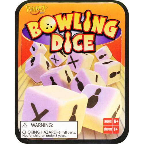 Bowling Dice Travel Game Dice Games Calendars Com Travel Games Bowling Dice Games