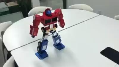 Transformers - Prime Automorph Remote Control Model