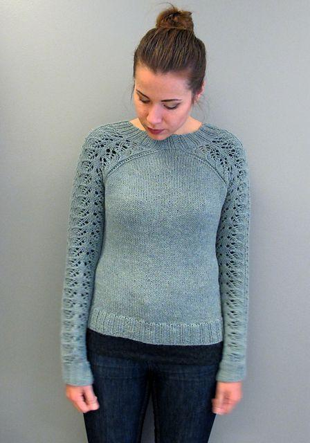 Ravelry: sarijaotto's Bloomsbury Sweater