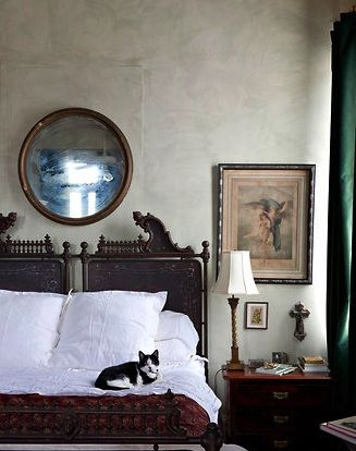 New Orleans cat | homes with cats | Pinterest | Camas, La cama y ...