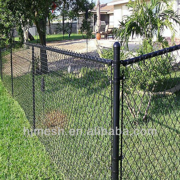 Pvc Coated Decorative Chain Link Fence 1 China Direct Supplier 2 Chain Link Fence 3 Hot Sal Black Chain Link Fence Chain Link Fence Painted Chain Link Fence