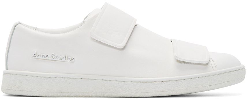 Acne Studios Black Wave Rough Sneakers zupJldyED