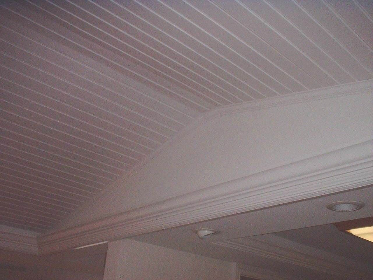 Beadboard Cathedral Ceiling Beadboard Ceiling I Want This For