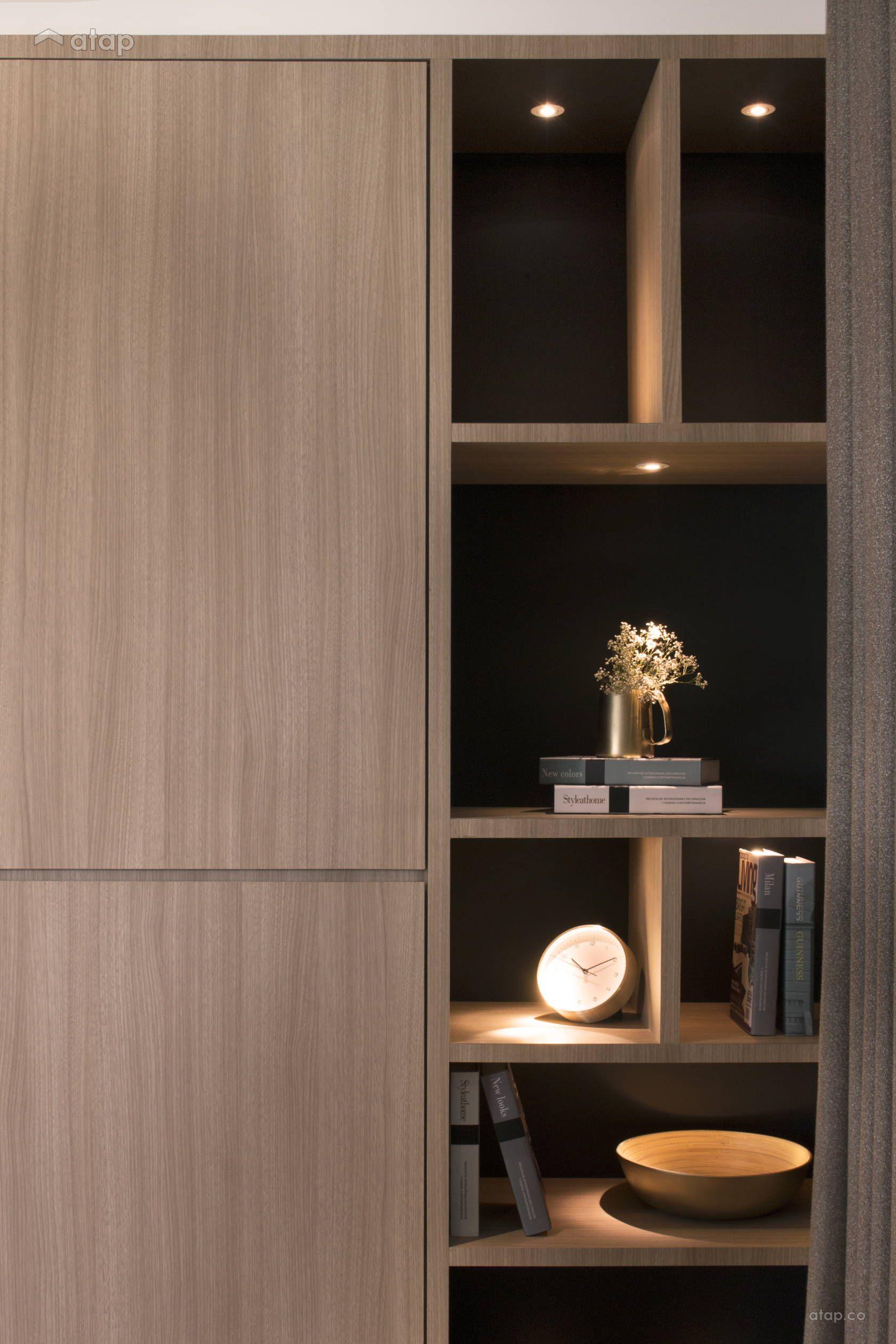 Home Design Ideas Malaysia: Modern Scandinavian Living Room Condominium Design Ideas