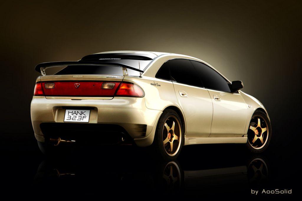 323 f sport mazda Mazda Familia