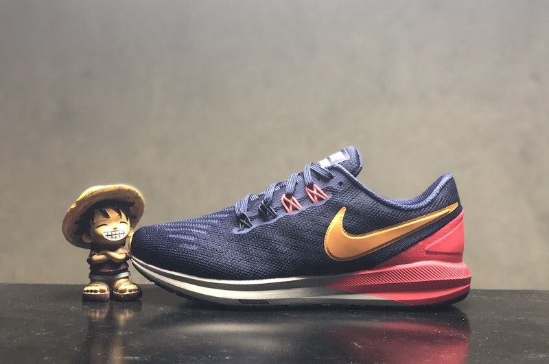 37423bc11f24 New This Year Nike Quest Dark Blue Red-Yellow Men s Sports Life Classic Shoes  AA1636-400