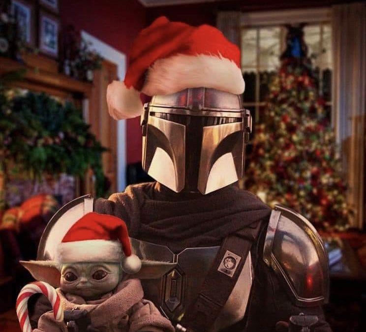 Pin By Melissa Lopez On Star Wars Star Wars Yoda Star Wars Christmas Star Wars Baby