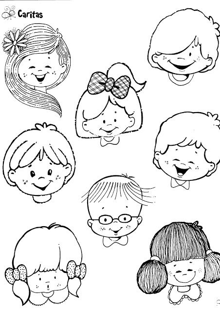 FIGURAS INFANTIL 1 - Juani Ros - Picasa Web Albums | Dibujos ...