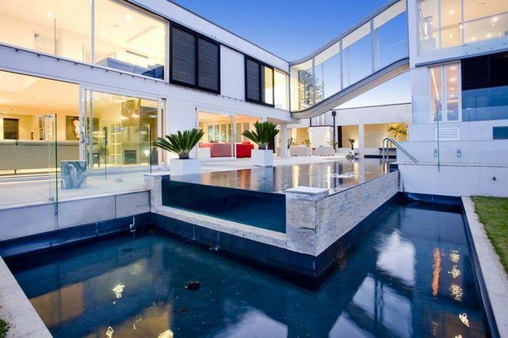 Magnifique maison contemporaine avec vue panoramique sur l\u0027océan