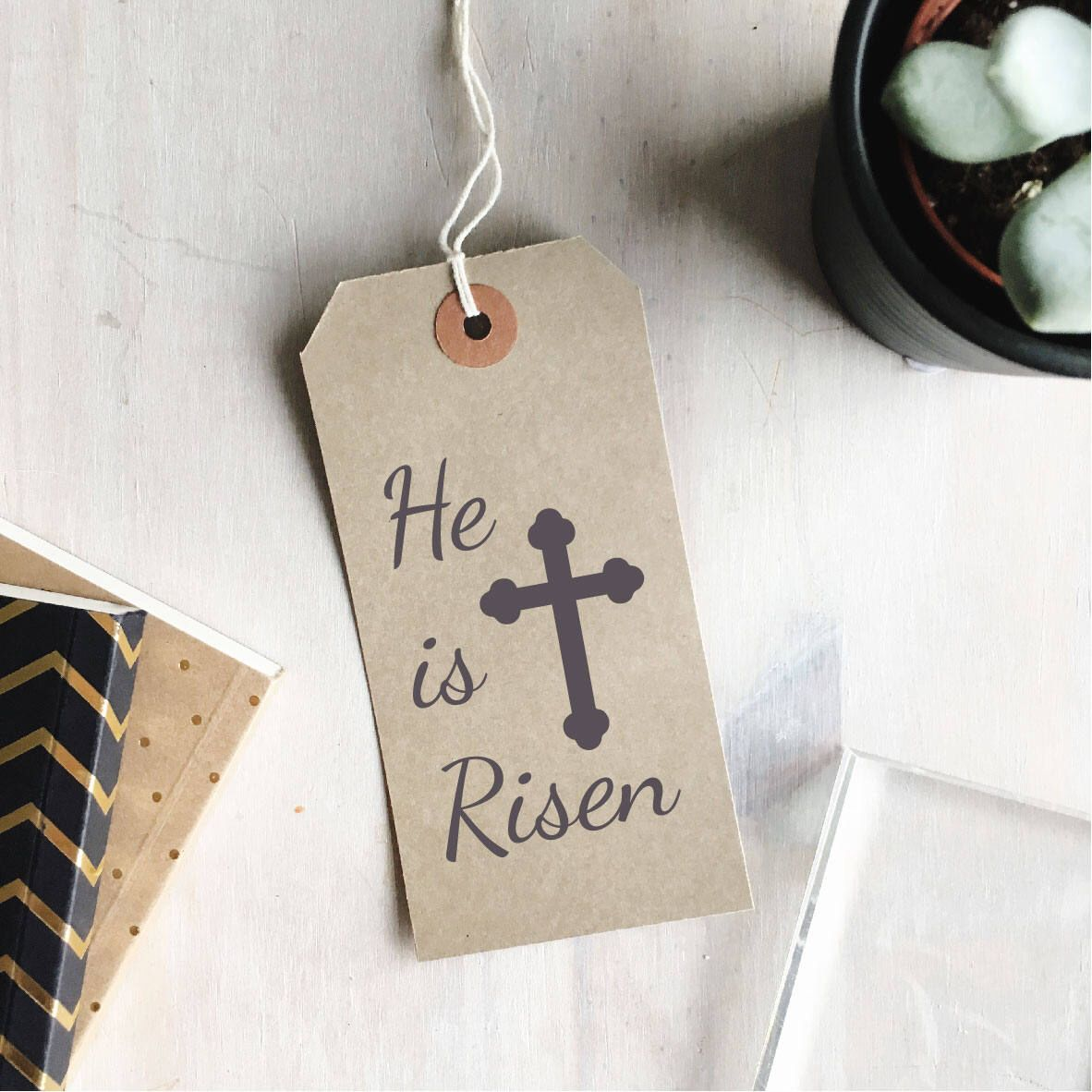 He is risen stamp easter stamp easter gift tags easter cards he is risen stamp easter stamp easter gift tags easter cards christian negle Gallery