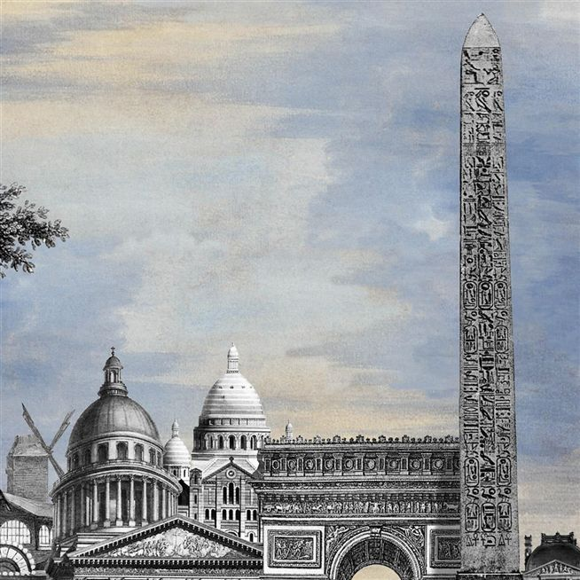 Paris! - Ciel Panel Print Cutting | Fabric Dreams | Pinterest ...