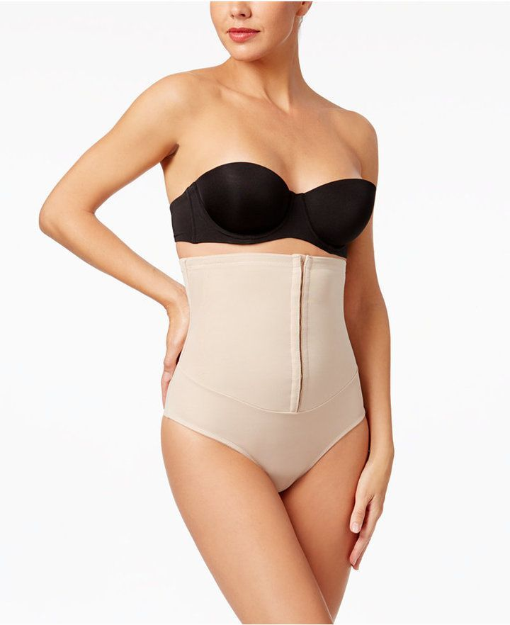 03c9318365aa2 Miraclesuit Extra-Firm Tummy-Control Inches Off Waist Cinching Thong 2728