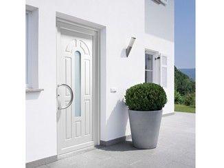 Porte Esterne In Pvc.Porta D Ingresso In Pvc Per Esterno Exclusiv Finstral