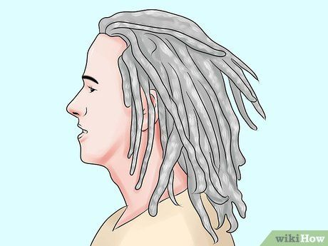 Dreadlock Any Hair Type Without Products | How to grow ...