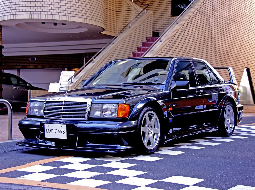 mercedes benz 190e videos e imagenes amg brutes. Black Bedroom Furniture Sets. Home Design Ideas
