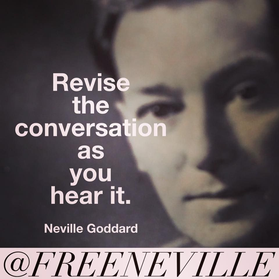 Neville Goddard Libros Nevillegoddard Make A Pledge To Yourself That You Will Live By Yur