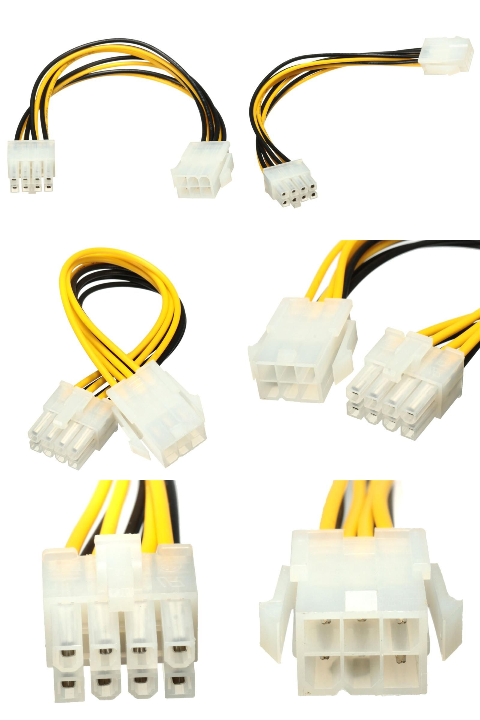 Visit To Buy High Quality 4pcs 20cm Pci Express 6 Pin Female 8 Autostar Usb Wiring Diagram