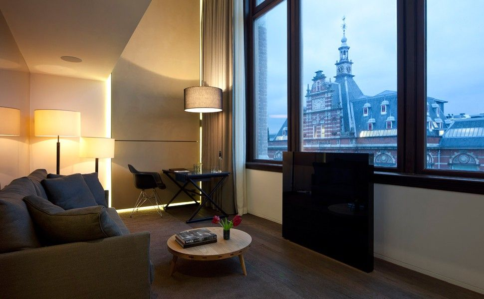 Conservatorium Luxury Hotel In Amsterdam