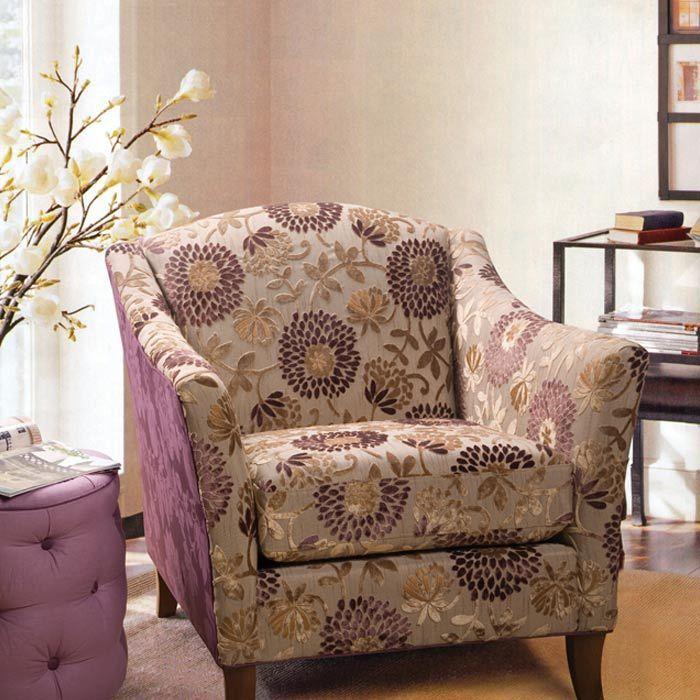 Armchair, Home Decor, Fabric Armchairs