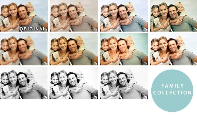 Family portraits collection here is the latest lightroom presets collection yet another extremely versatile portrait
