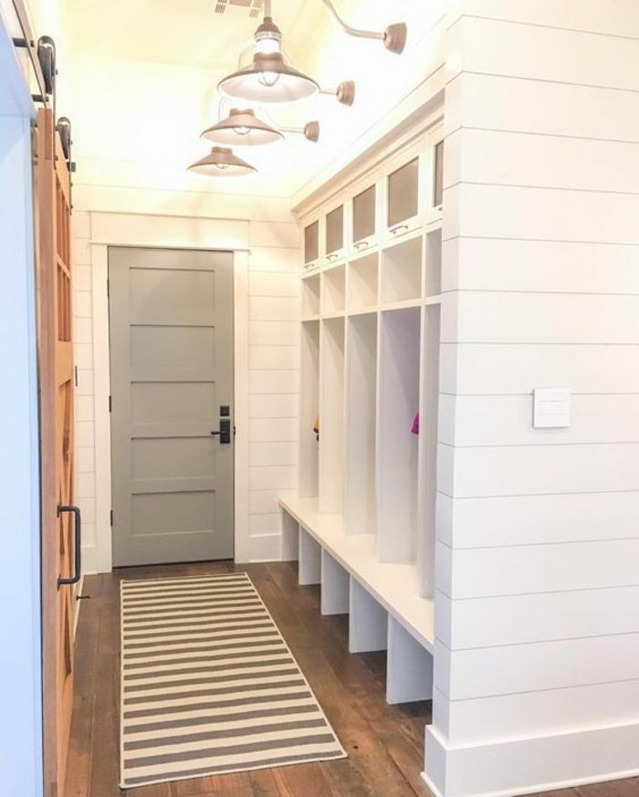 1001 id es pour savoir quelle couleur pour un couloir comment d corer un couloir hallway. Black Bedroom Furniture Sets. Home Design Ideas