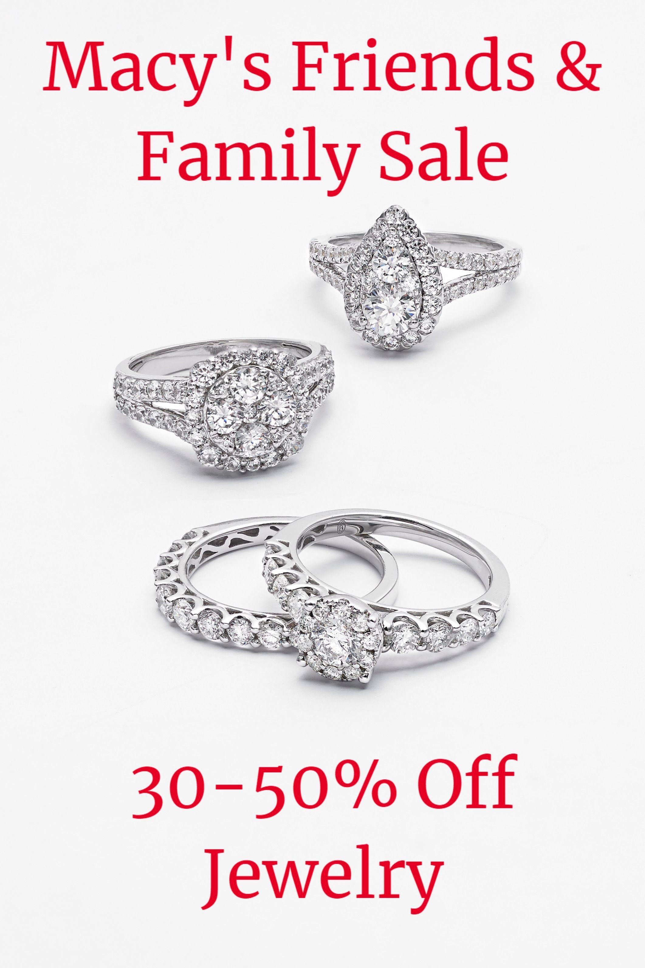 32++ When is macys jewelry sale information