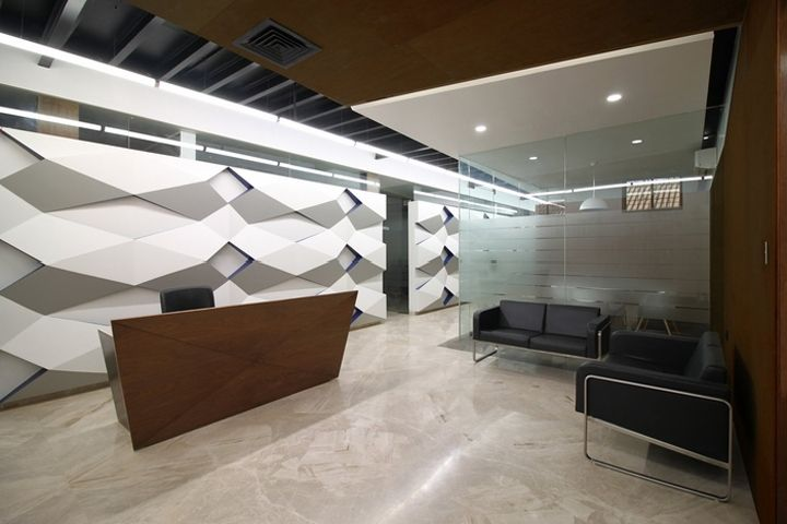 Gopani Iron And Power Office By Archrysalis Mumbai India
